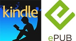 Kindle and ePub ebook formatting and production services